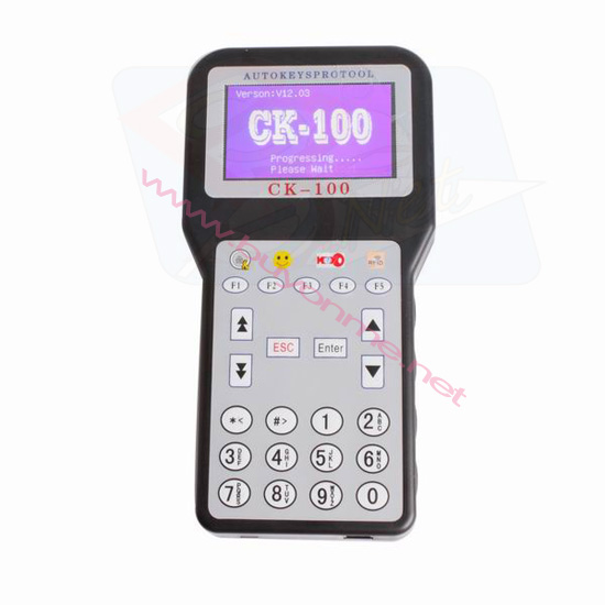 CK-100 Auto Key Programmer V45.02 SBB the Latest Version